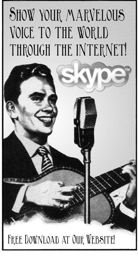 skype ad