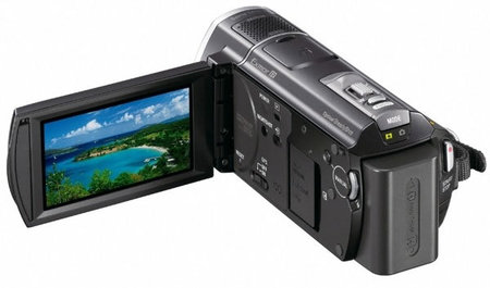 Sony's new 1080p handycams