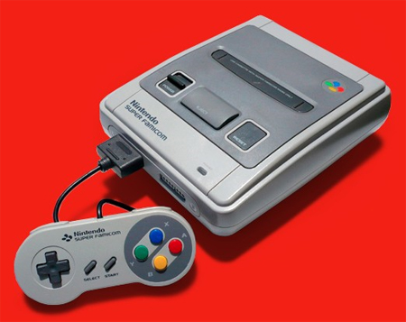 super famicom