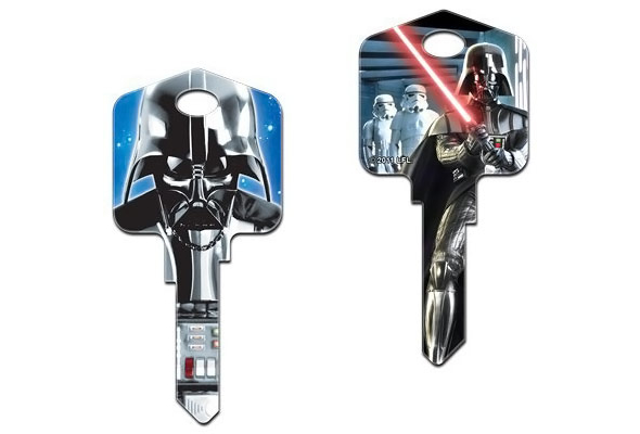 darth vader house key
