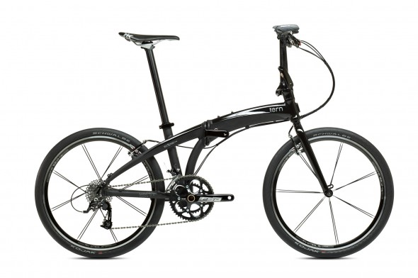 tern eclipse x20 Pirate Ninja folding bike 1 590x392