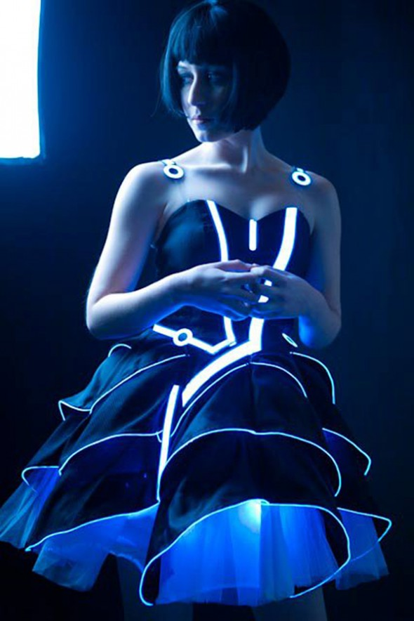 tron party dress 2 590x884
