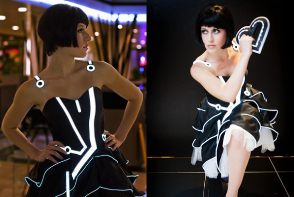 tron party dress 7 590x396