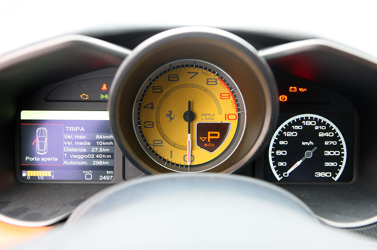 Ferrari Ff To Extend In Car Infotainment With The Help Of
