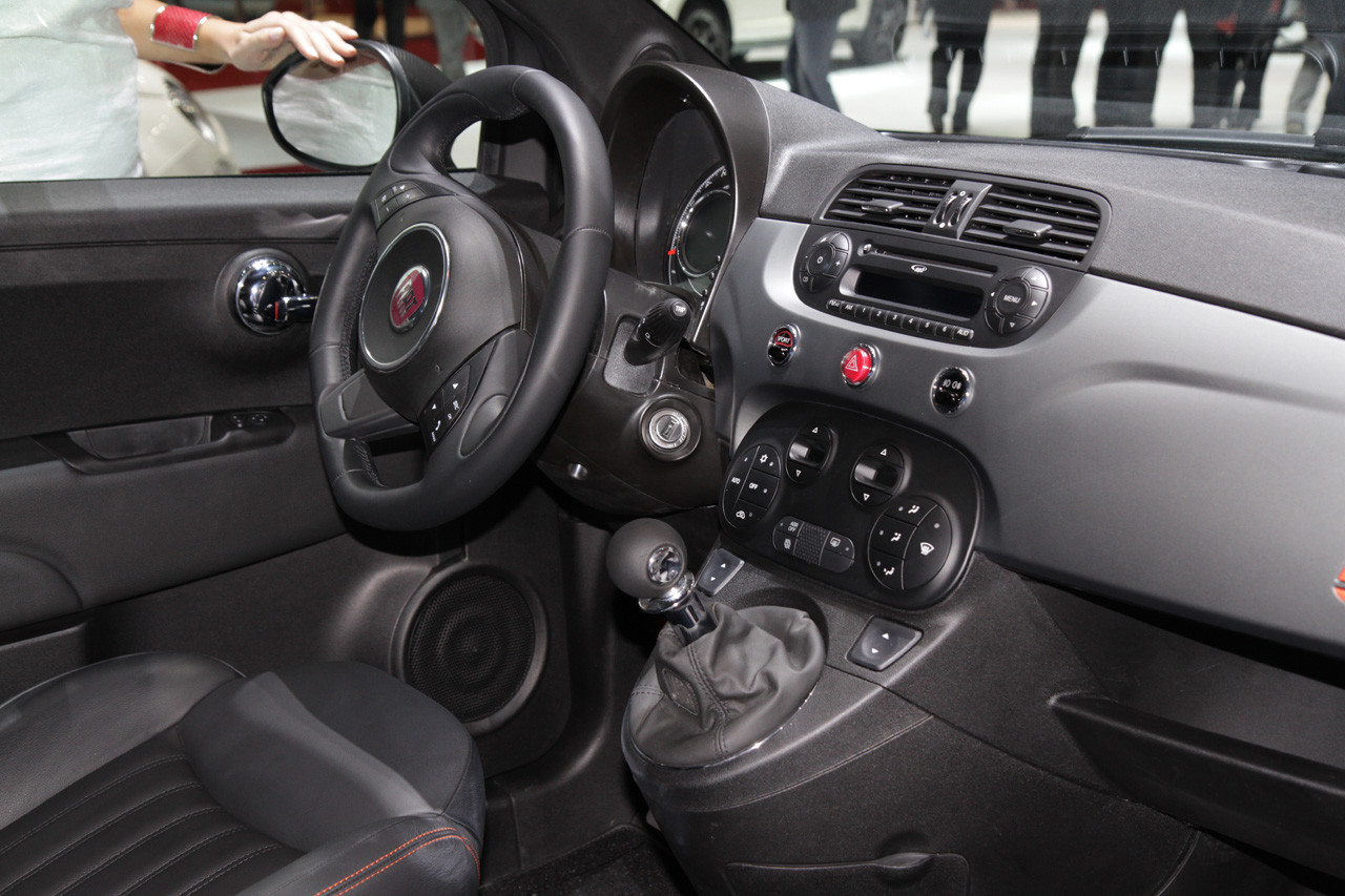 Introducing the New FIAT 500c GQ Edition