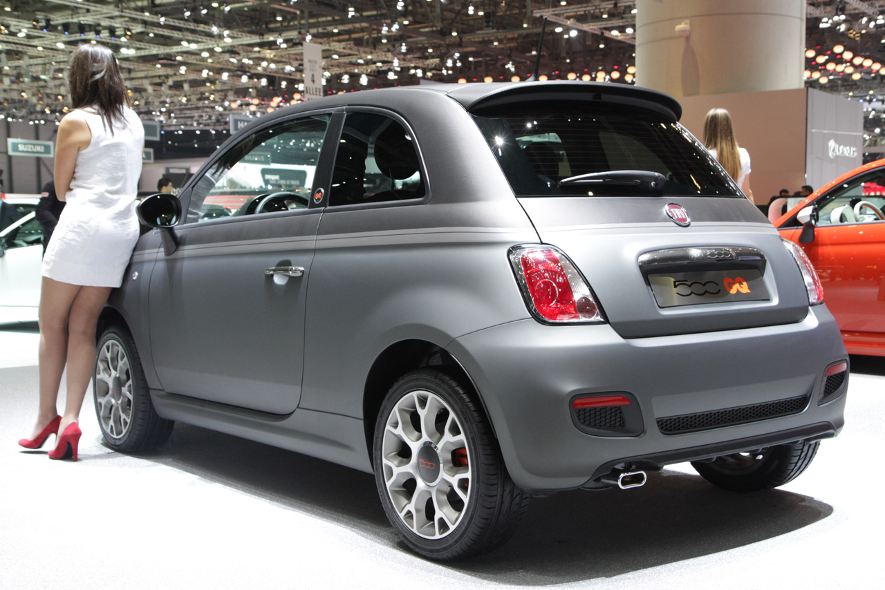 Fiat 500 Gq Edition Might Be Too Stylish To Touch
