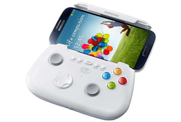 samsung prototype wireless game pad