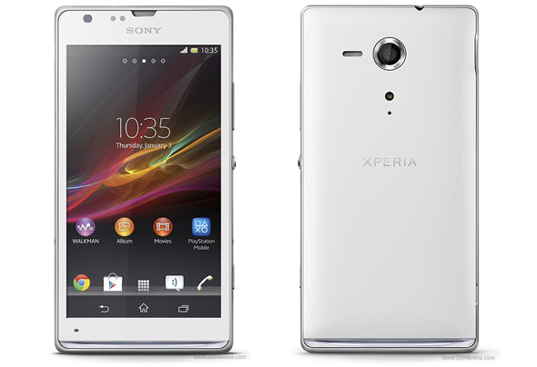 sony xperia sp 4