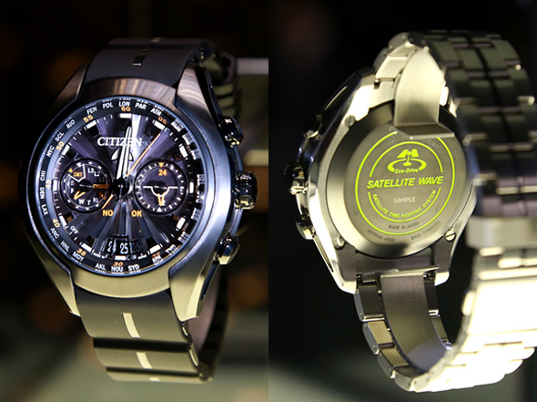 citizen satellite wave watches 1
