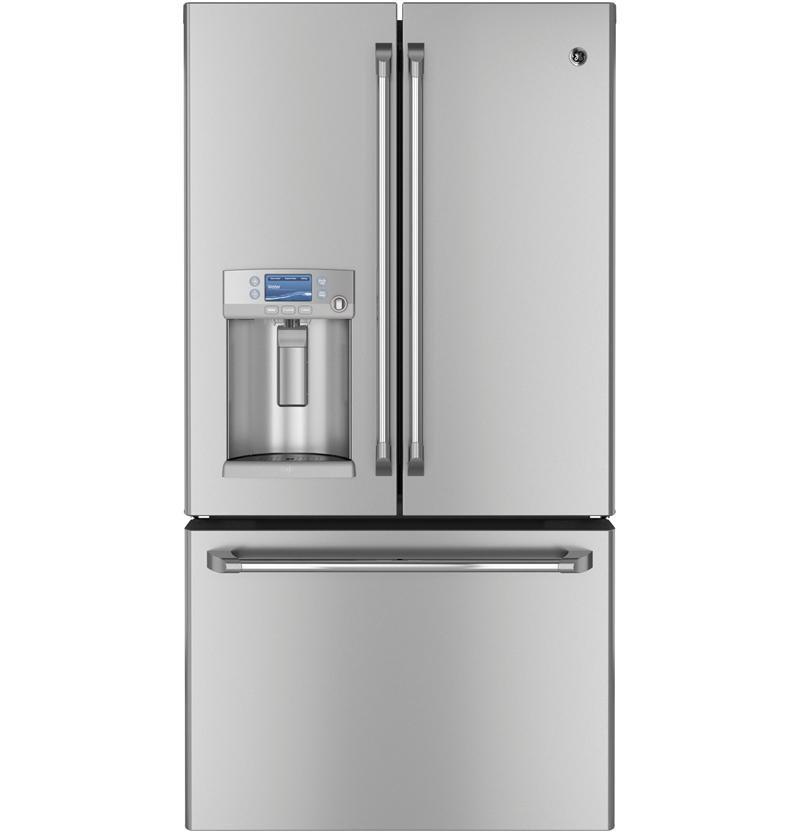 As Hot As It Is Cool Ge S Caf 233 French Refrigerator Offers