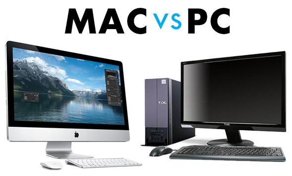 Mac vs pc gaming