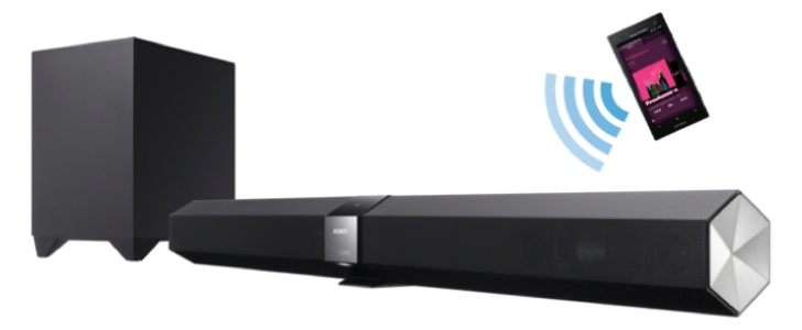 built in home sound system. the sony ht-ct660 nec built-in home theater audio system is expected to cost about 40,000 yen ($401). it arrive by june 1, 2013. built in sound w