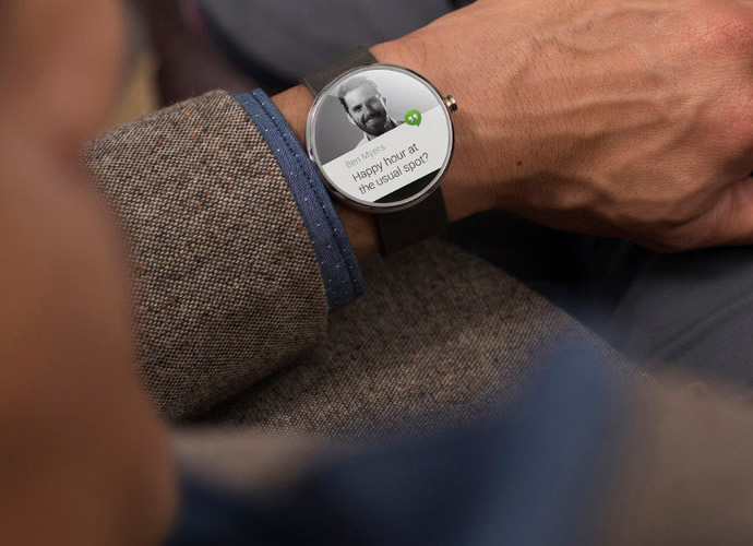 Motorola announces the Android Wear powered Moto 360 ...