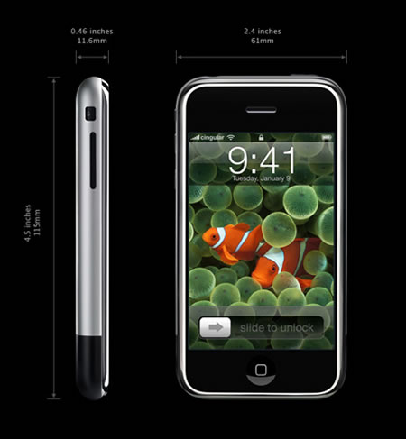 The almight iPhone