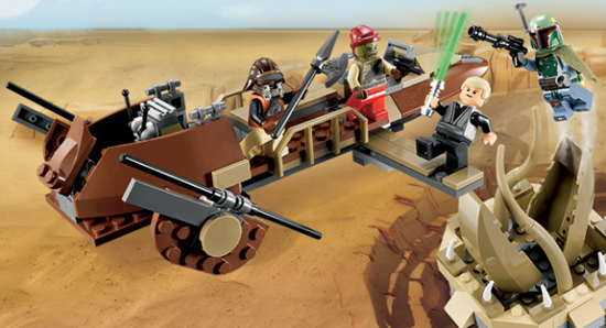 Lego Unveils Jabbas Palace And Starship Malevolence Sets From The