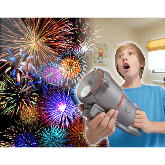 Bazooka Firework Projector For A Firework Light Show In