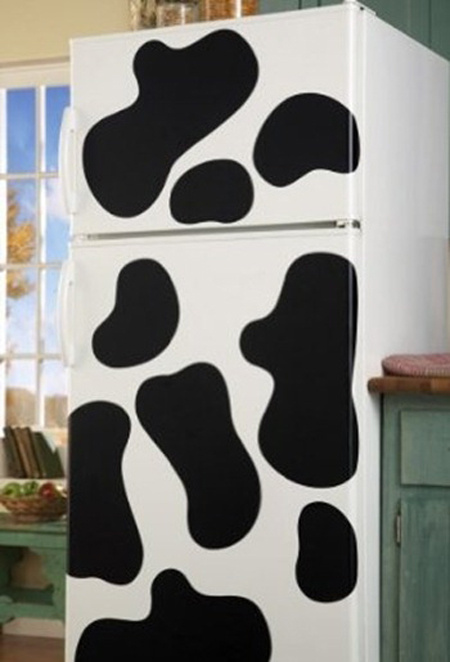 Vinyl Cow Spot Removable Wall Decals