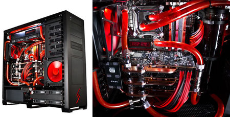 Digital Storm's Sub-Zero Liquid Chilled System is for the PC