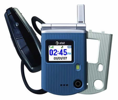 Pantech C3b Smallest Flip Phone Hits Att