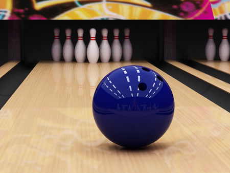 Smart Bowling Ball For Advanced Cheats