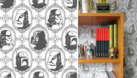 Star Wars Themed Wallpaper Brings The American Epic Back Home