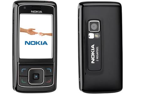 Nokia 6288 3G Slider Phone