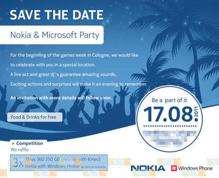 Nokia To Unveil Windows Phone At Gamescom Trade Show
