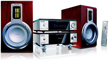 Philips Mcd708 Micro Sound System