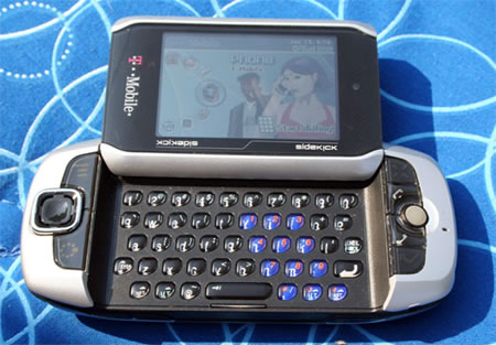 T Mobile Sidekick 3 Is Official