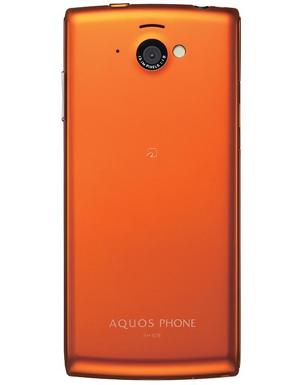 "NTT Docomo to launch ""Aquos Phone SH-07E"" ultra-slim smartphone with"