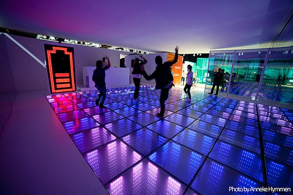 Dance Floor to Generate Electricity