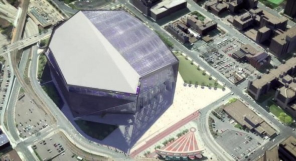 World S Largest Transparent Roofed Stadium To Replace