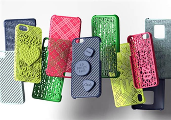 hot sale online 7bfce 1a600 Customize your smartphone cases using 3D print lab